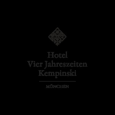 Vier Jahreszeiten Kempinski Logo Client